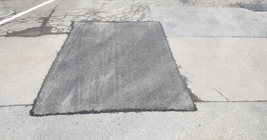 Asphalt Patch